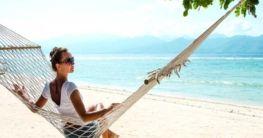 Badeurlaub auf Bali – gut ausgerüstet am Strand