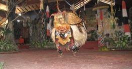 Barong Tanz in Batubulan
