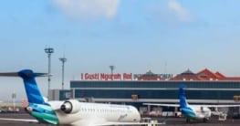 Flughafen Bali
