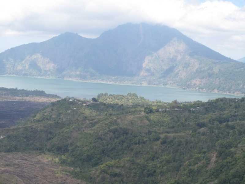Vulkan Gunung Agung