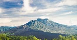 Vulkane auf Bali