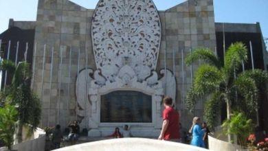 Monument auf Bali