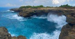 Ausflug nach Nusa Ceningan