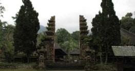 Religion auf Bali