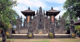 Tempel in Singaraja