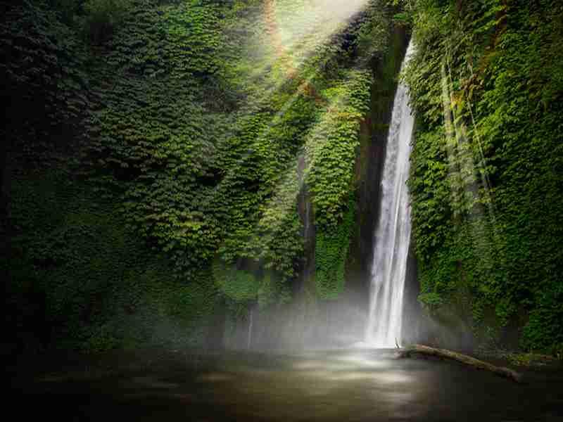 Munduk Wasserfall