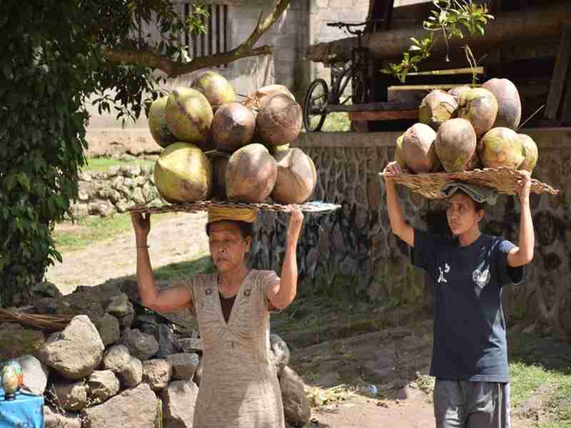 Bali Aga-Dorf Tenganan
